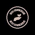 Eco conscious logo