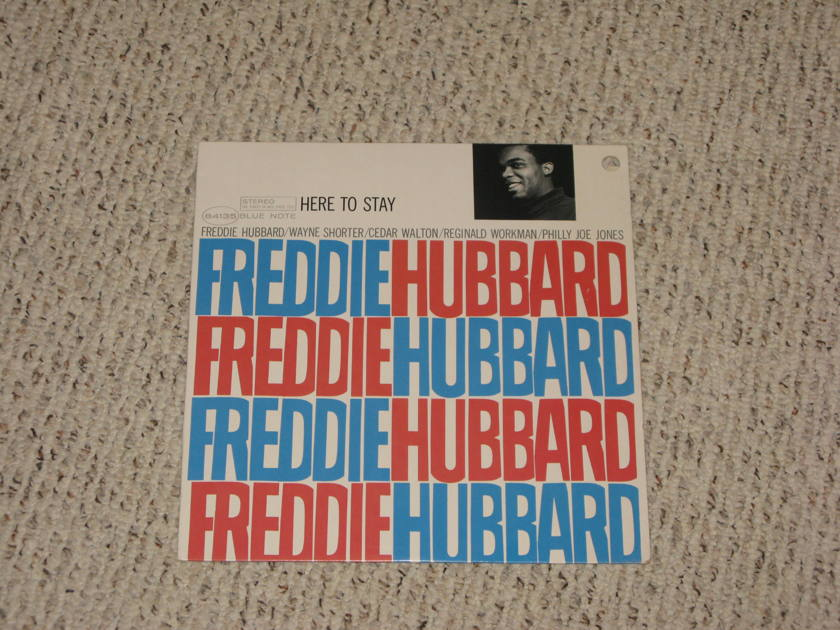 Freddie Hubbard - Here To Stay Original 1985 Blue Note
