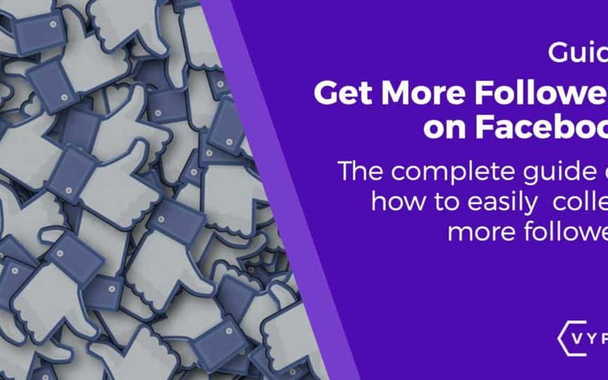 How to Get More Followers on Facebook