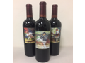 SD Padres Diamond Legends Wine - 3 Autographed Bottles of Wine Signed by Padres Hall of Famers