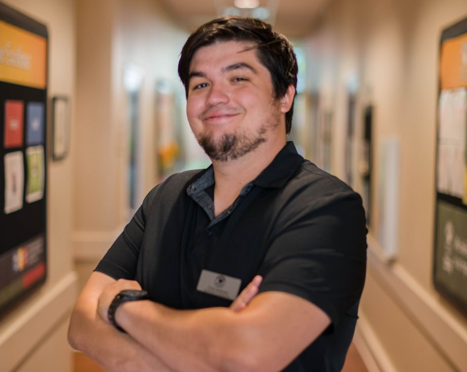 Mr. Chris , Enrollment Coordinator