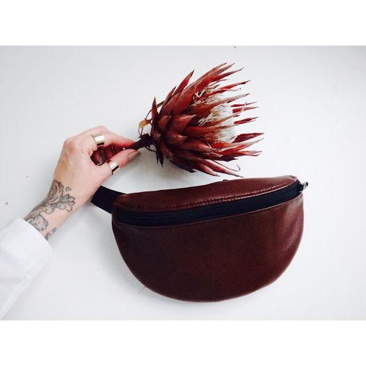 BROWN поясная сумка