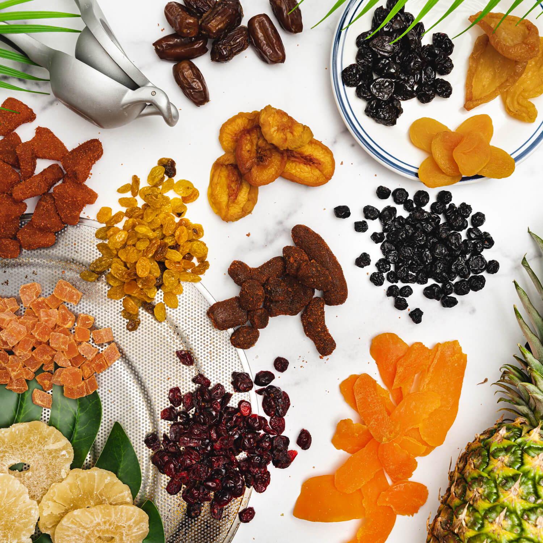 Premium Bulk Dried Fruit