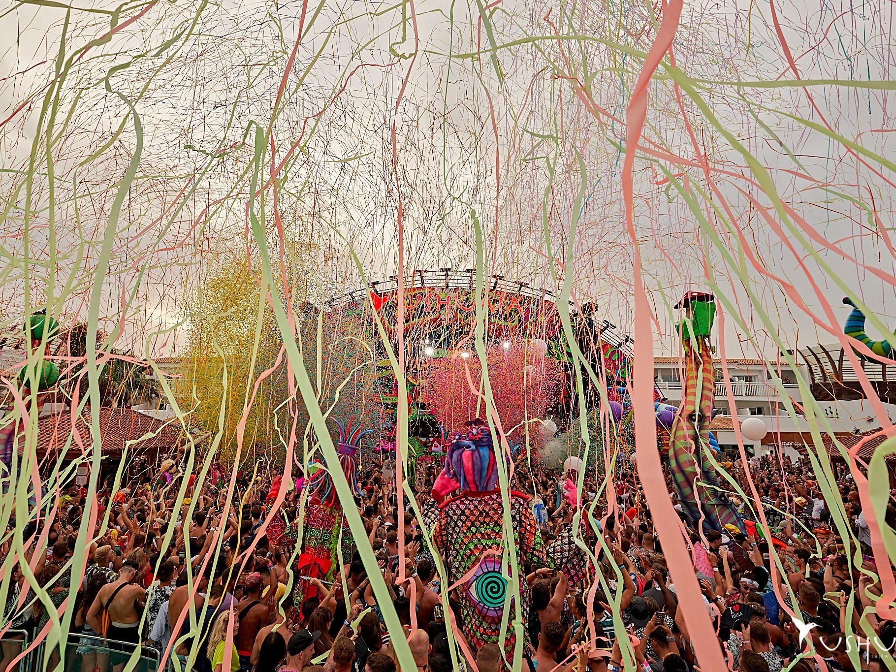 Ushuaia Ibiza Elrow party tickets