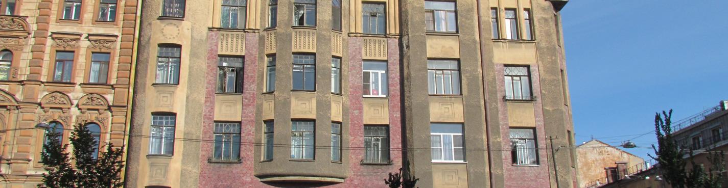 Семенцы: сумерки Санкт-Петербурга