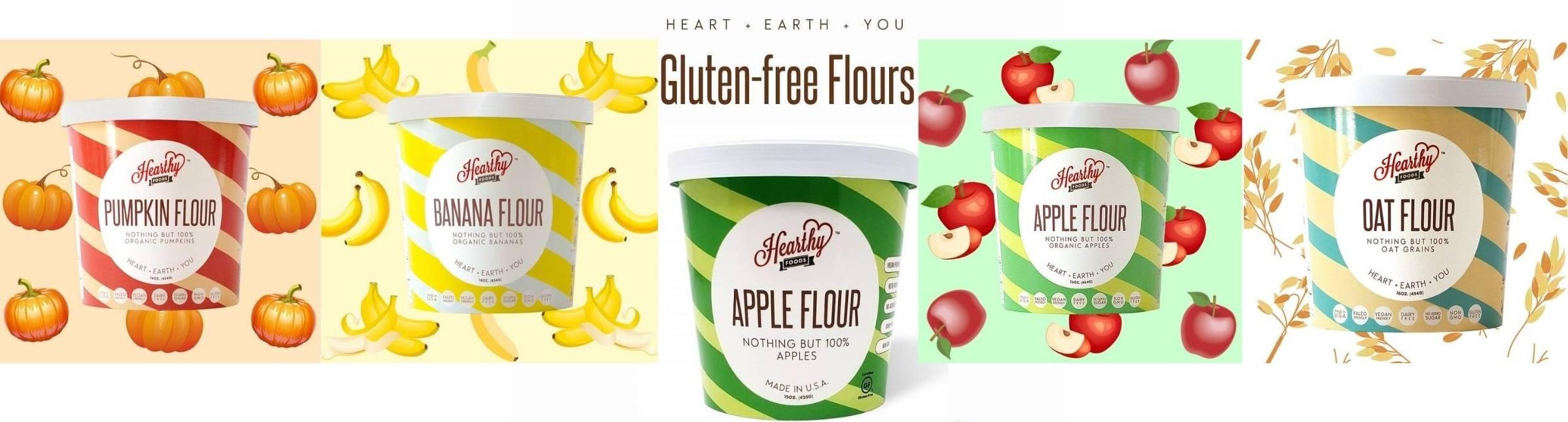 Best Gluten Free Flours