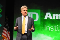 Tom Bradley: The combination of online solutions, Amerivest and Advisor Direct, it is incredibly strong for TD Ameritrade and for our clients.