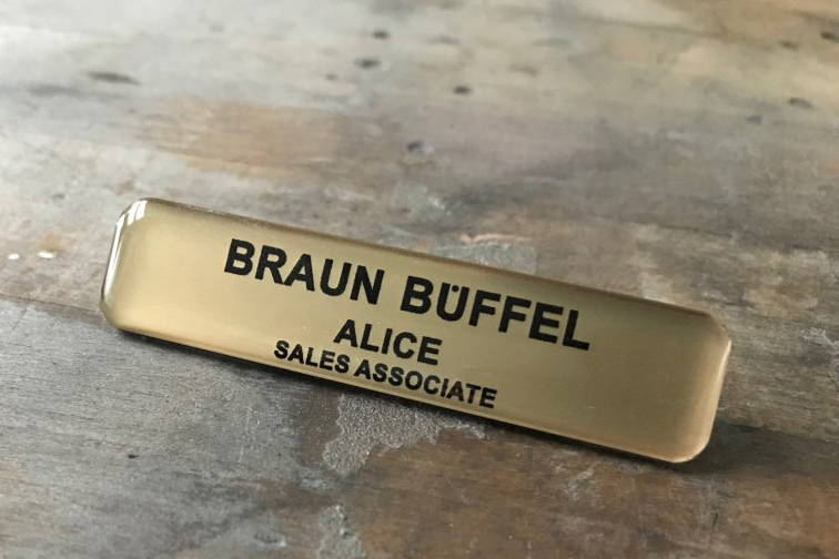 Brass And Aluminum Tags Labels Brighten Engrave