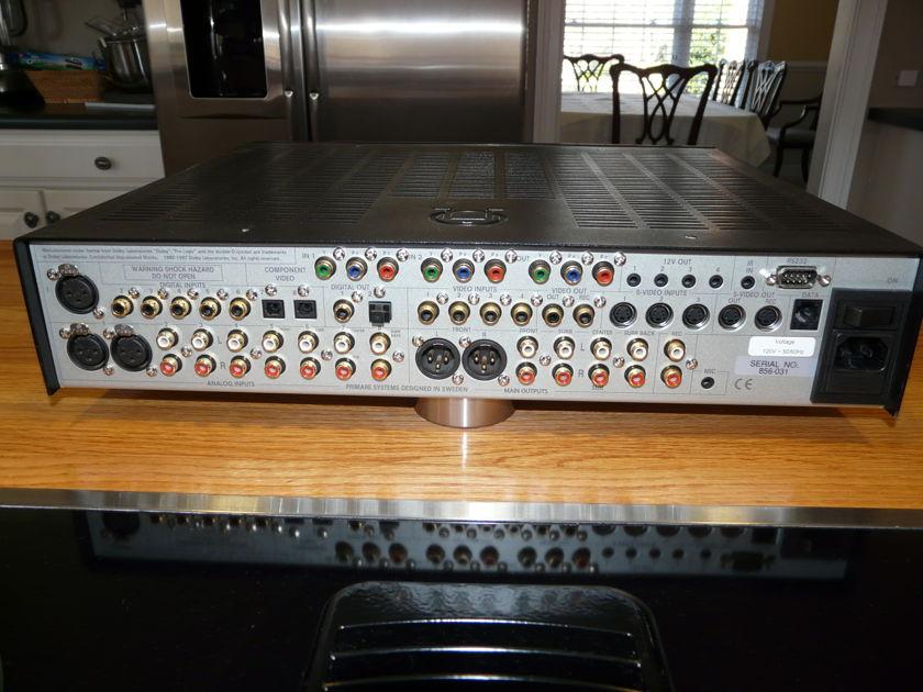 Primare Multi Channel Processor SP 31