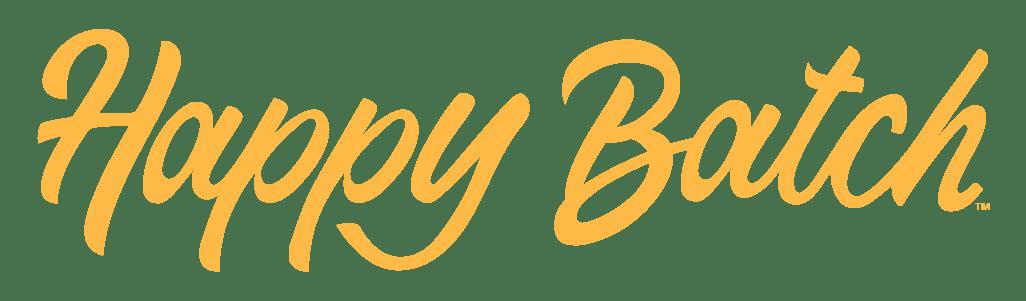 Happy Batch Yellow Logo