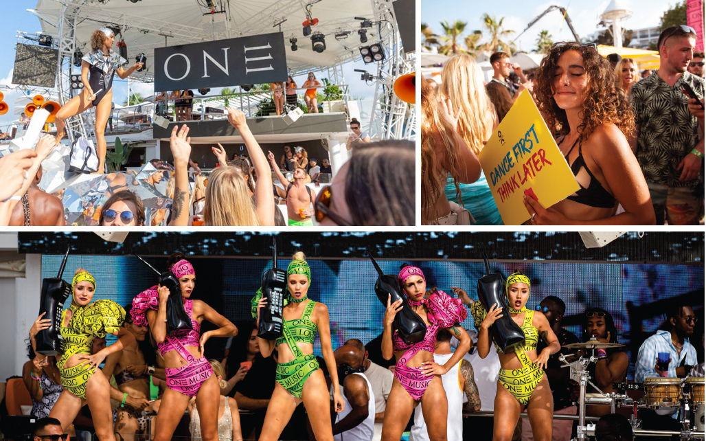 Entradas One 111 O beach Ibiza 2020 pool party