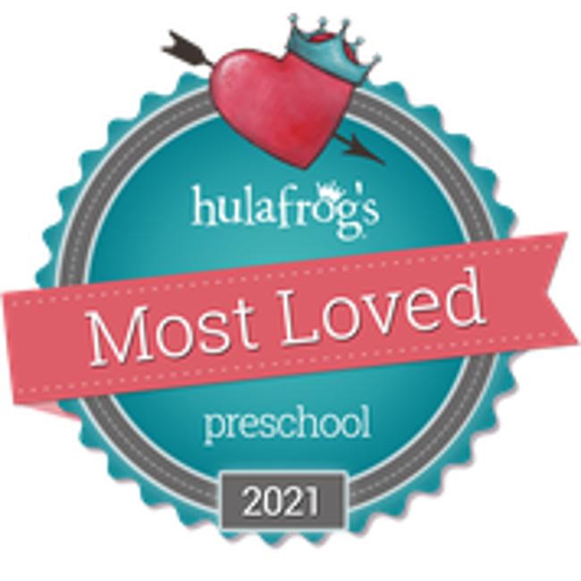 2021, 2020, 2019 & 2018 Most Loved Preschool