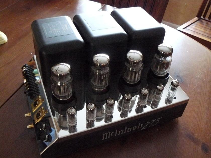 McIntosh MC275  Stereo Tube Amplifier MKiii