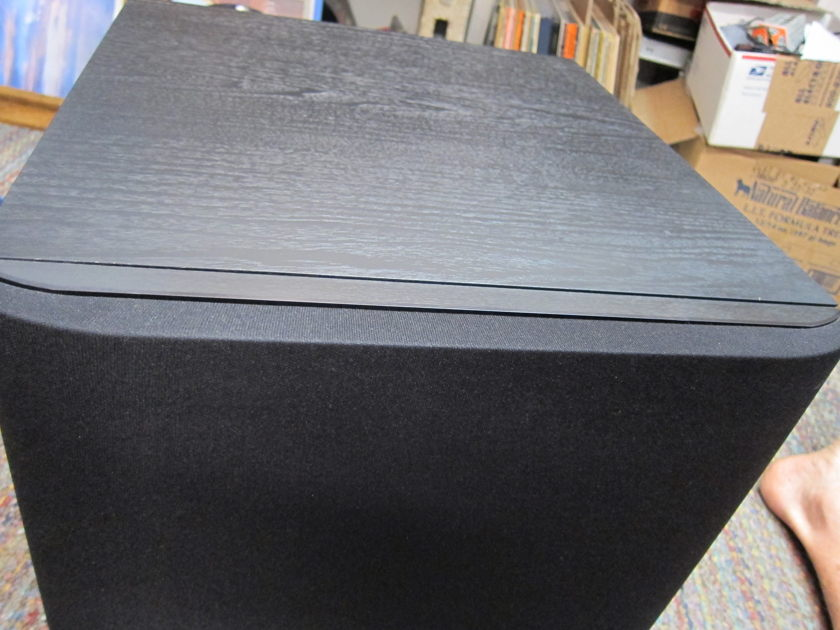 B&W ASW-650 Powered Subwoofer, Ex Sound, Nice Condition Discrete Amp, Versatile, Musical