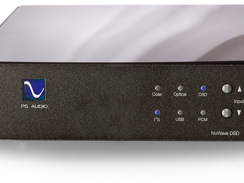 PS Audio NuWave DSD DSD DAC trade in deal-Up to $600