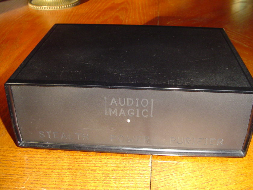 Audio Magic Stealth Power Purifier for front end gear price reduced