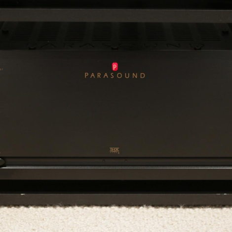 Parasound Halo A21 Amplifier 250wpc x 2 Stereo Amp