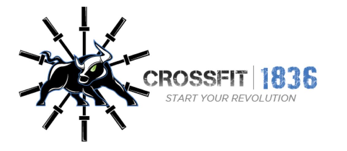 CrossFit 1836 logo