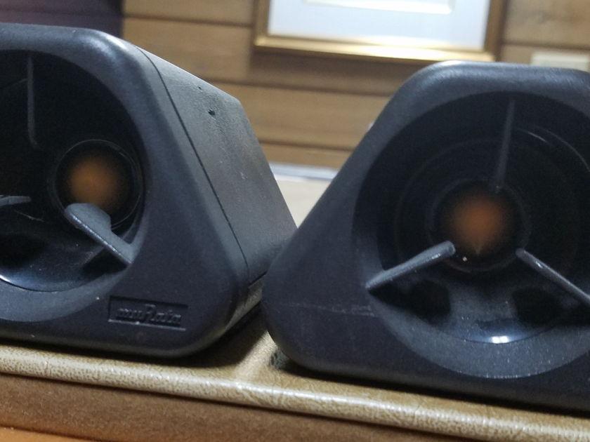 Murata Manufacturing Co. ES 105A Rare Japanses Super tweeters