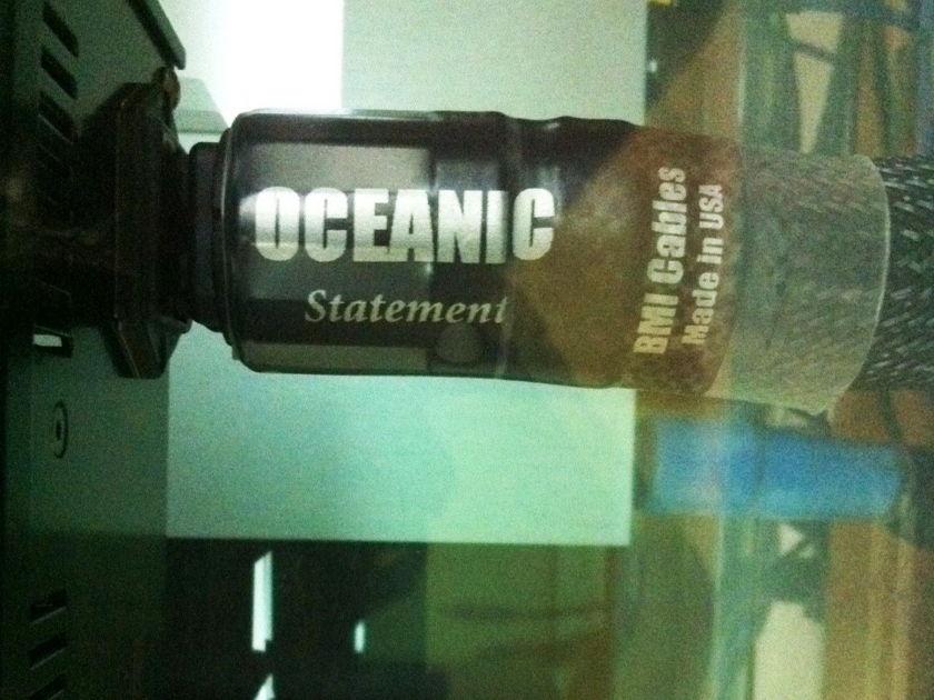 BMI Oceanic Statement Power Cord