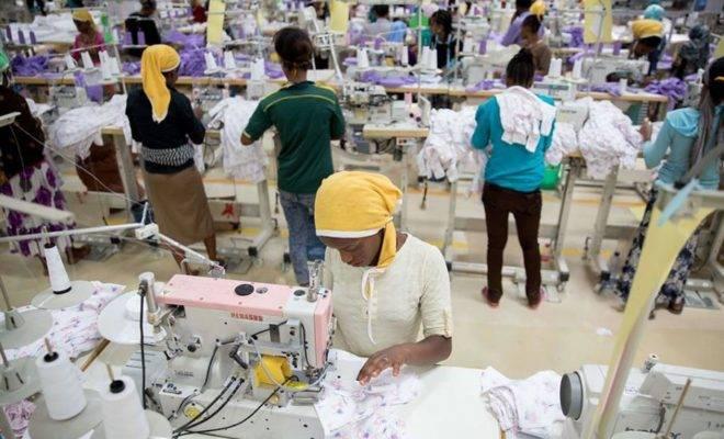 textile éthiopie afrique mode