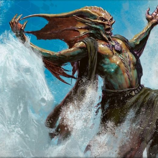 Theros master of waves