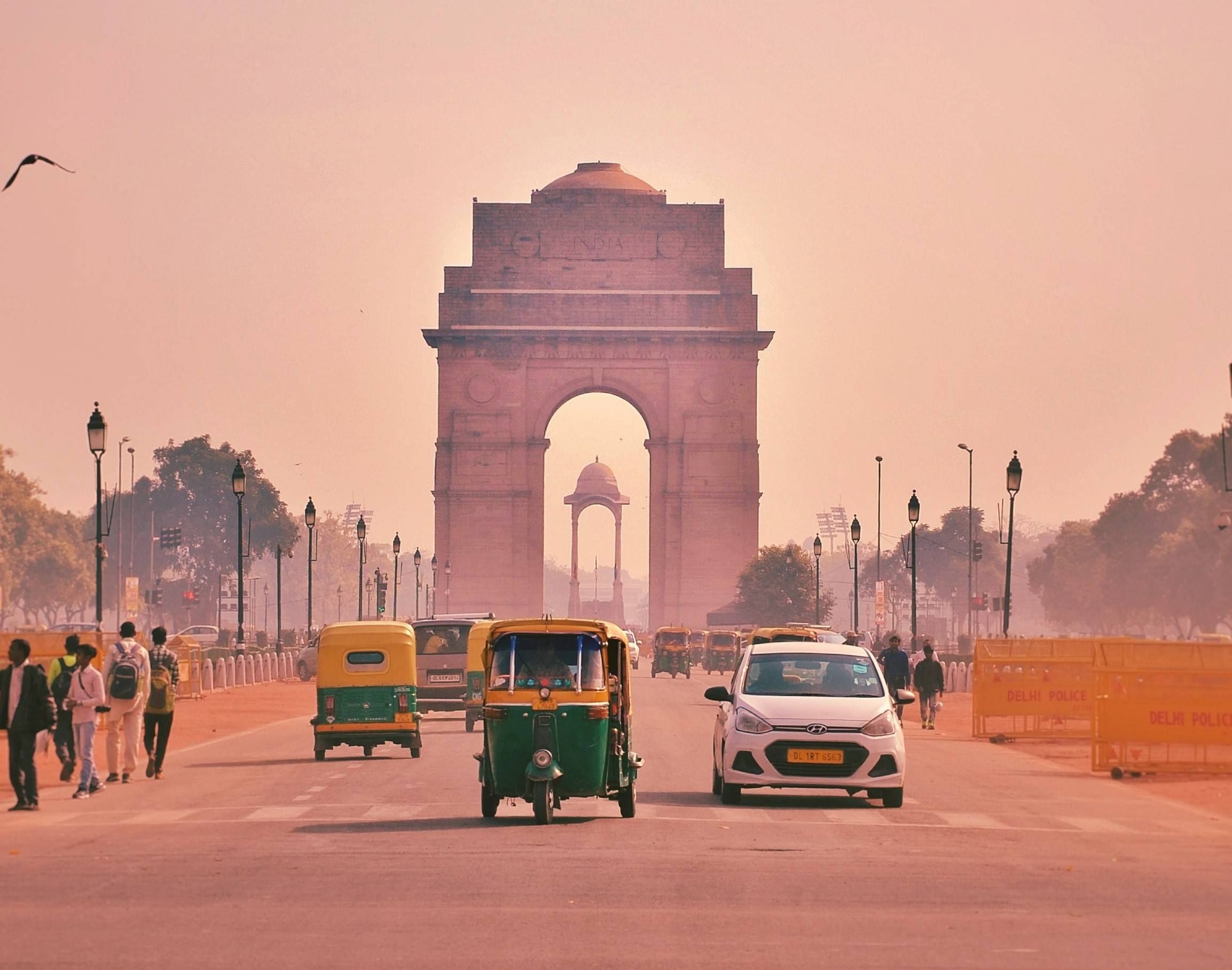 India Gate, New Delhi
