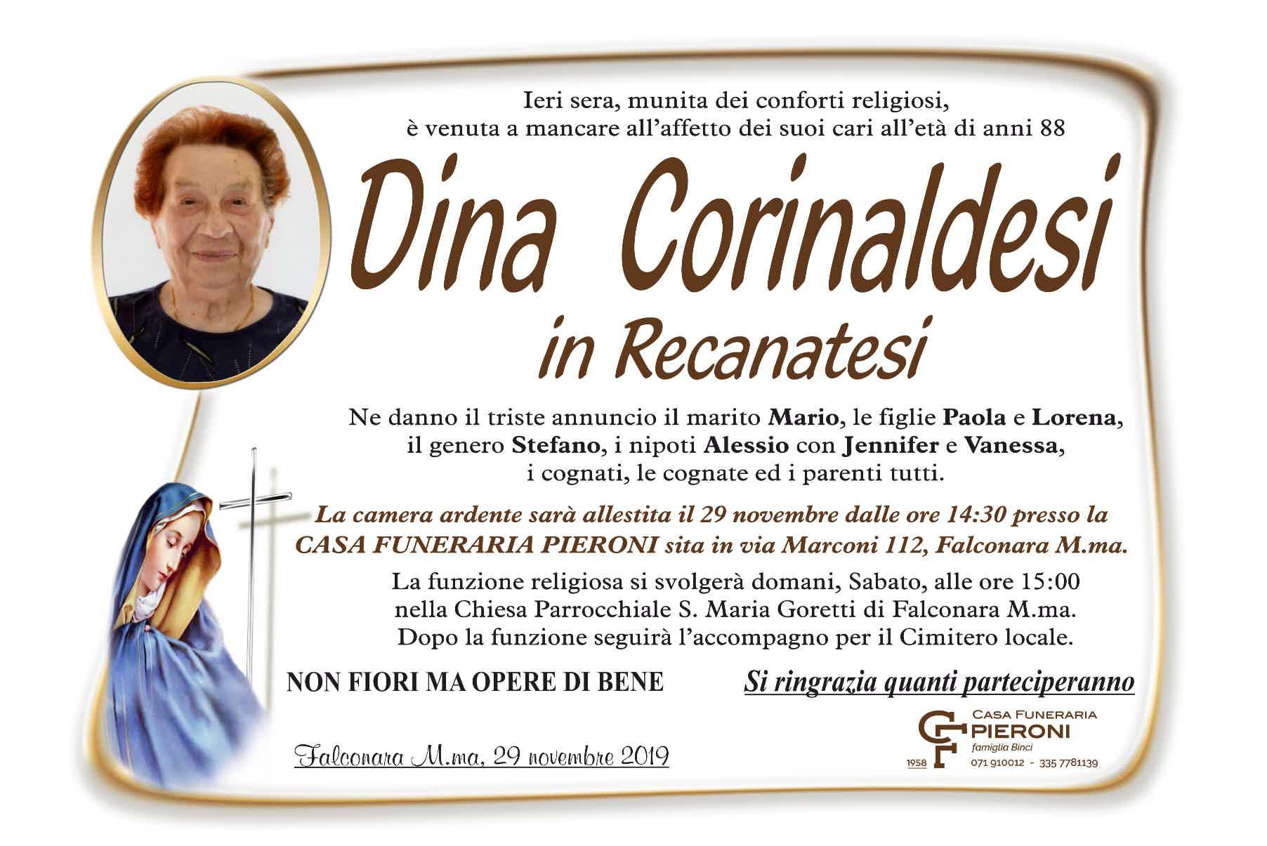 Dina Corinaldesi