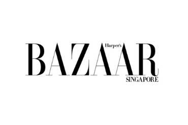 KANYEKA featured in Harper's Bazaar Singapore