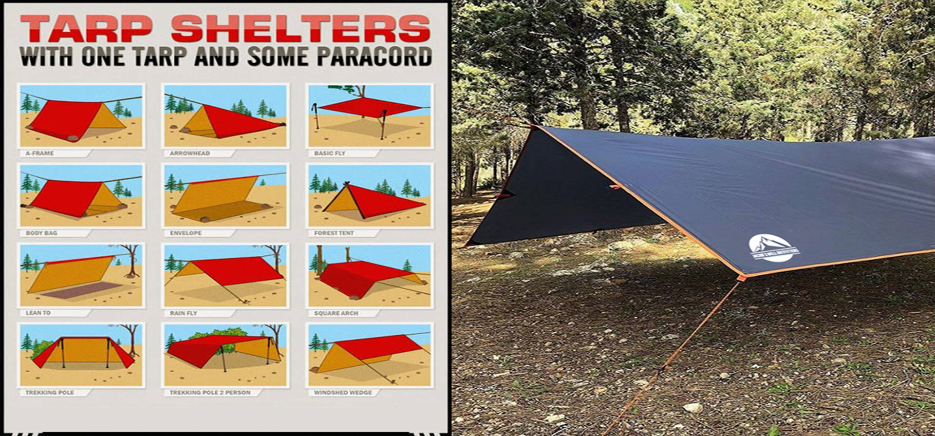 7 useful camping hacks to have a perfect camping day