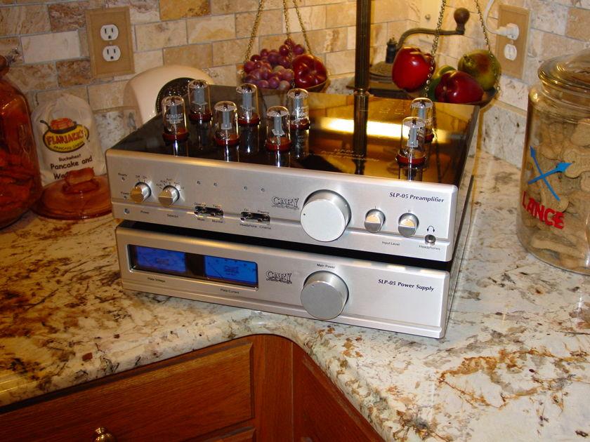 Cary Audio Design SLP-05 Preamplifier