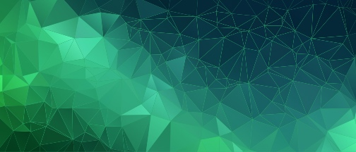 Low poly green background