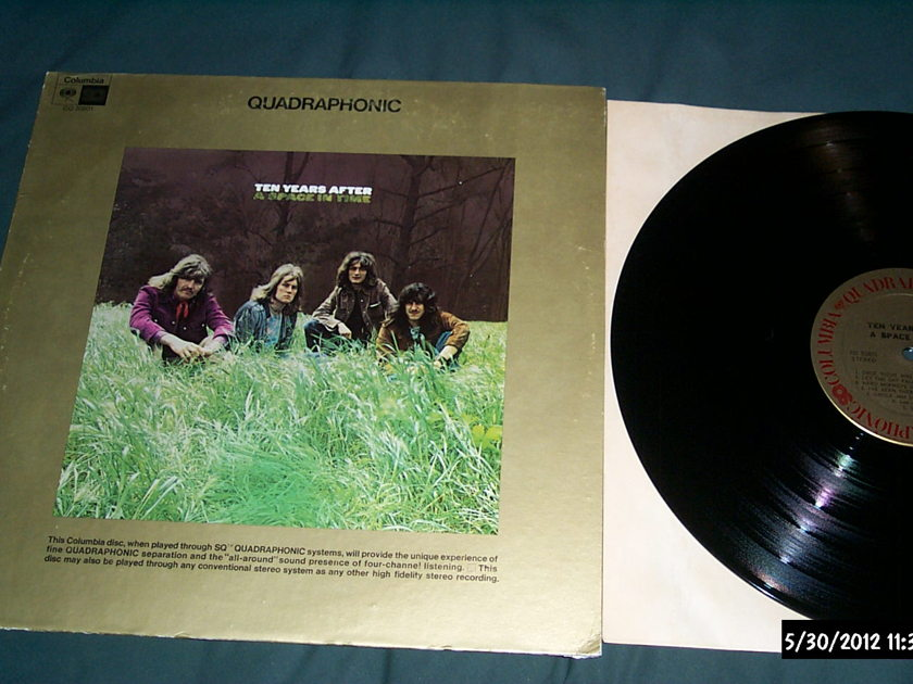 Ten years after - SQ Quadraphonic a space in time nm