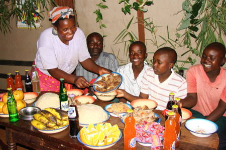 Traditional Kikuyu Cooking Class