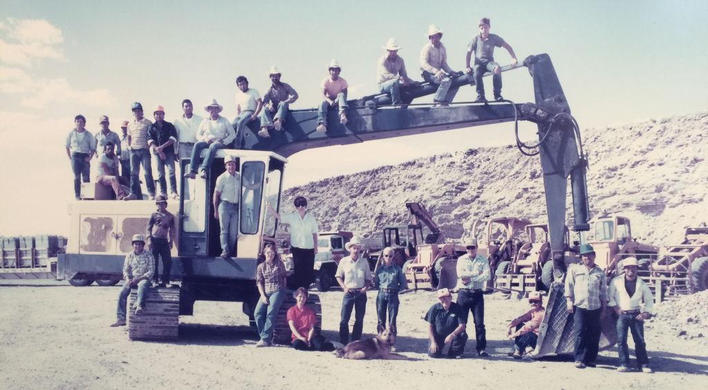 NSS First Excavator