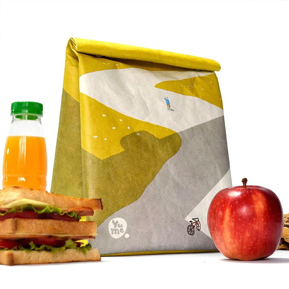 "Термосумка Youshi Lunch Bag ""Spring Day"" от YuMe"