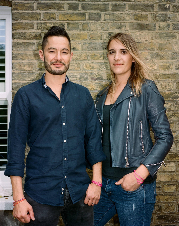 Jake and Hannah Graf