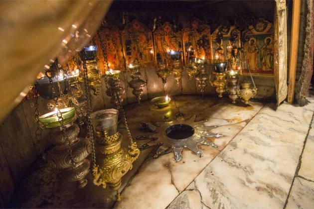Рождественская ночь в Вифлееме