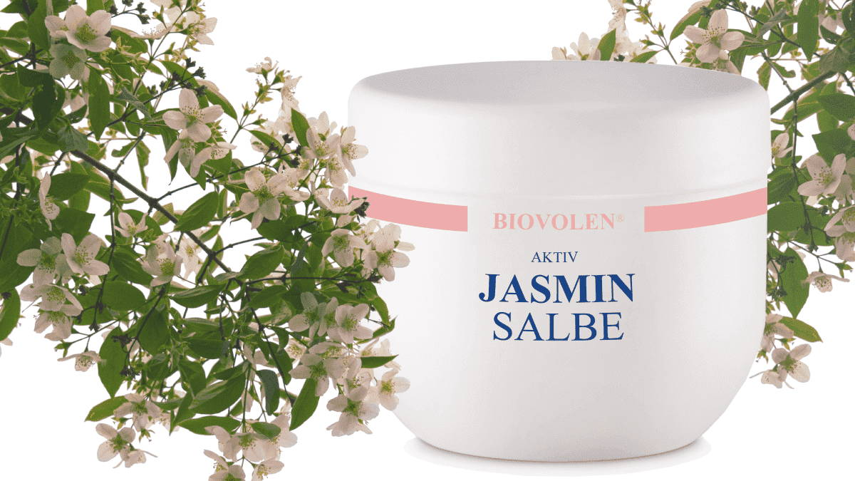 Biovolen Aktiv Jasminsalbe Test