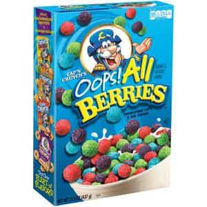 Capn crunch All Berries