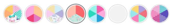 Gracie Briefs Colors