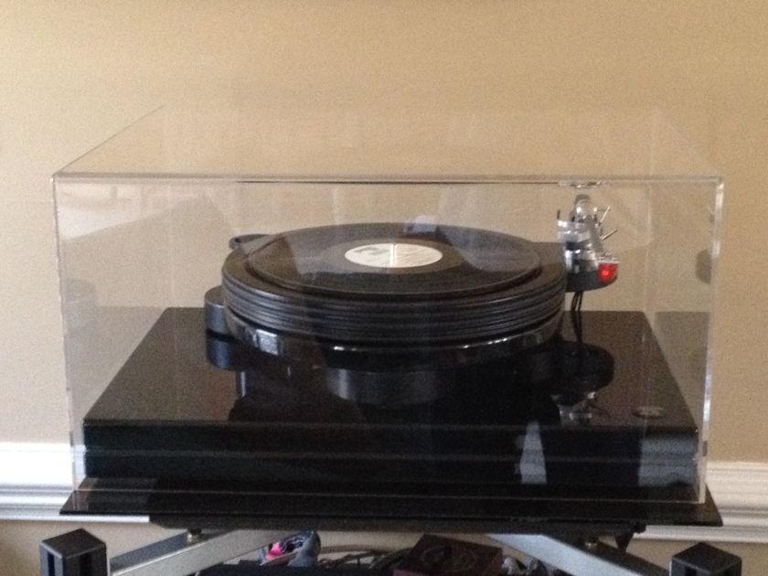 Stereo Squares Audio Dust Covers Nottingham Spacedeck, Linn, micro seiki & sme 20/3