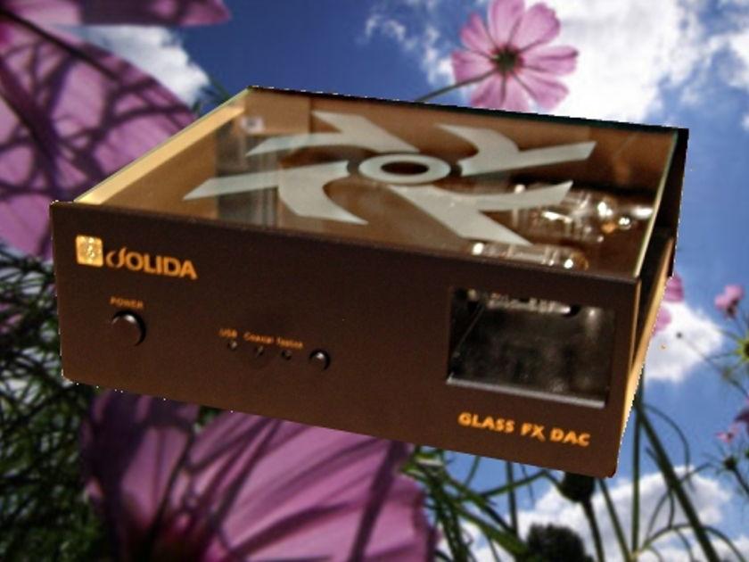 Jolida FX Tube Dac New Tube DAC shipping