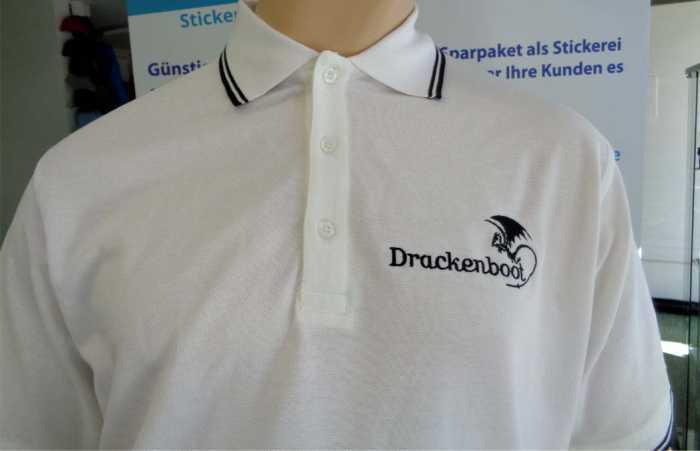 Poloshirt für Herren hochwertig besticken lassen