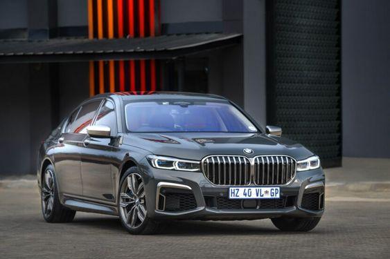 BMW M760Li xDrive 6.6