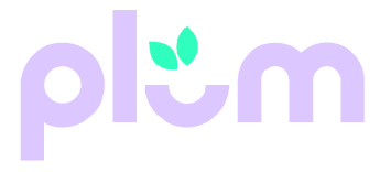 New colored plum logo