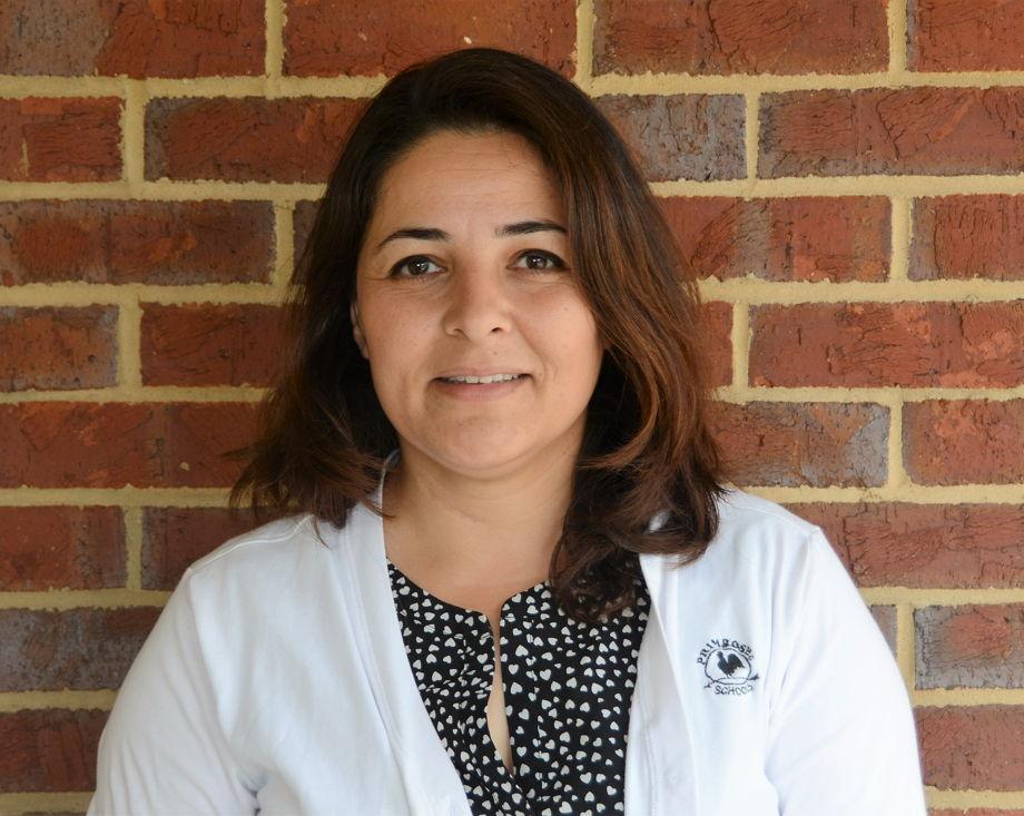 Mrs. Afshari , Lead Support Teacher