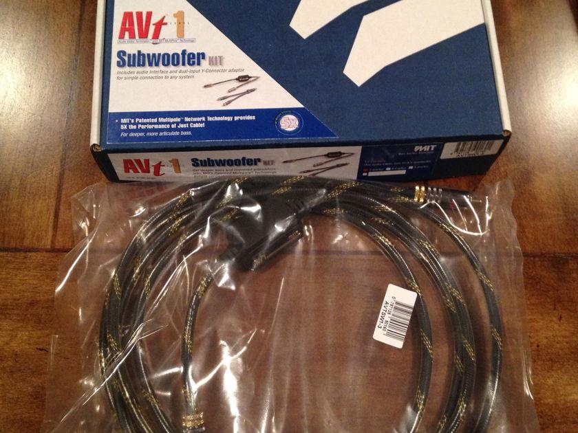 MIT AVT1 5m Subwoofer Kit