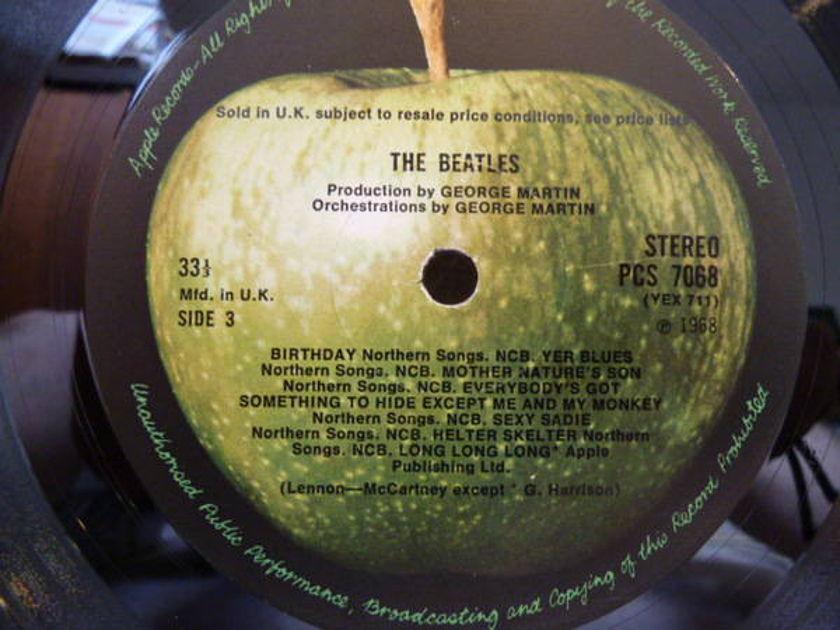 Beatles - White Album UK Top Loading