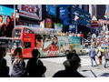 Private NYC Double Decker Bus Tour for You and 50 Guests